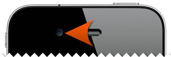 Замена передней камеры iPhone 4 - фото 106 | Сервисный центр Total Apple