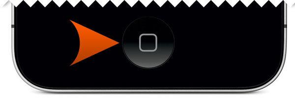 Ремонт/замена кнопки Home iPhone 4S - фото 1 | Сервисный центр Total Apple