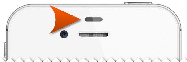 Ремонт/замена датчика света и приближения iPhone 4S - фото 1 | Сервисный центр Total Apple