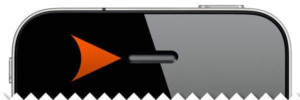 Замена верхнего динамика iPhone 4 - фото 106 | Сервисный центр Total Apple