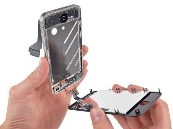 Замена стекла и дисплея iPhone 4 - фото 2 | Сервисный центр Total Apple
