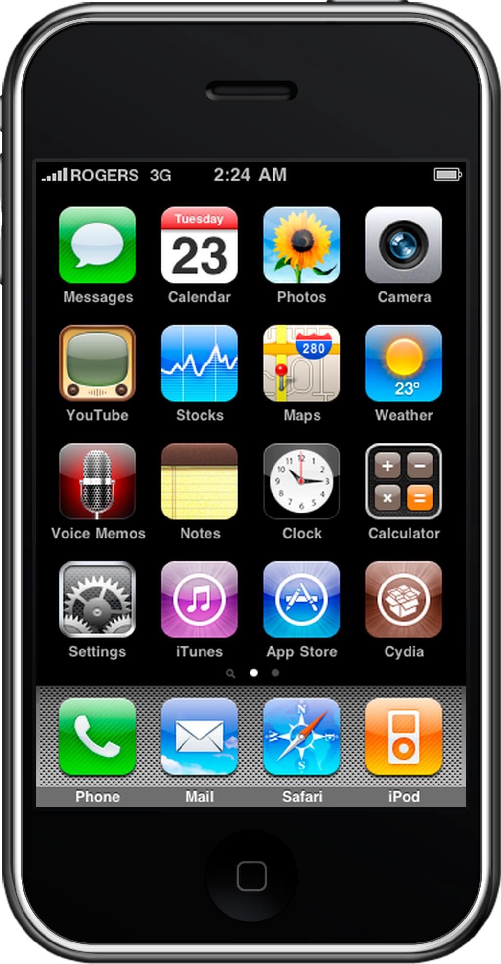 Ремонт iPhone 3G - фото 2 | Сервисный центр Total Apple