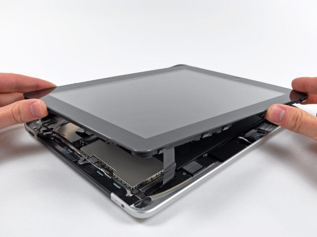 Ремонт iPad 1 в СПб