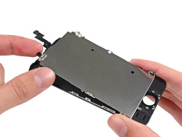 Замена экрана на iPhone 5S - фото 2 | Сервисный центр Total Apple