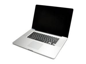 Замена клавиши с восстановлением посадочного места MacBook Pro 17