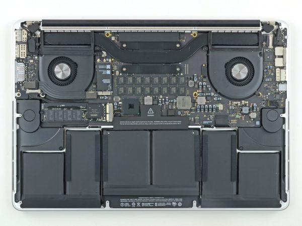 Ремонт MacBook Pro Retina - фото 3 | Сервисный центр Total Apple