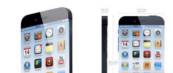 Очередной концепт iPhone 6 от энтузиастов - фото 1 | Сервисный центр Total Apple