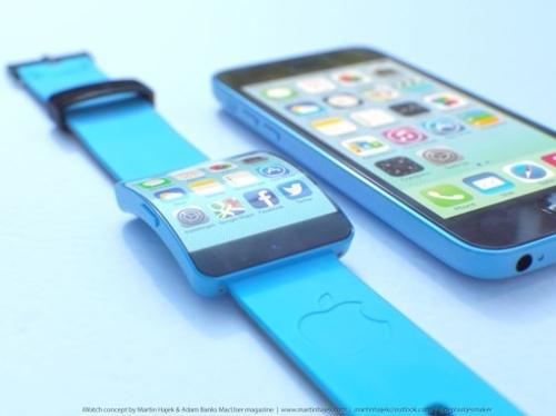iWatch будет с изогнутым AMOLED-дисплеем - фото 1 | Сервисный центр Total Apple