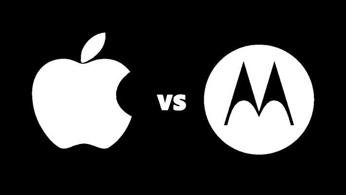 Apple подала иск против Motorola - фото 1 | Сервисный центр Total Apple