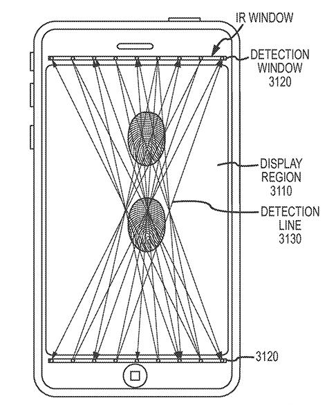 Дисплей, чувствительный к нажатию – новый патент Apple - фото 100 | Сервисный центр Total Apple