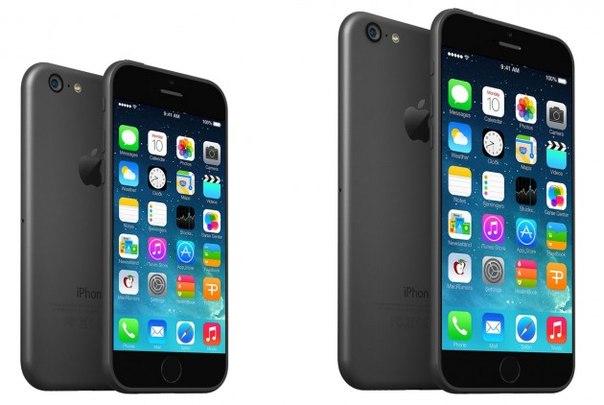 Производство iPhone 6 с экраном 4,7 дюйма стартует летом - фото 106 | Сервисный центр Total Apple
