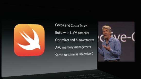 Apple представила язык программирования Swift - фото 1 | Сервисный центр Total Apple
