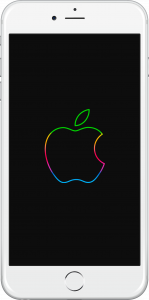 Айфон 5 включается и сразу выключается