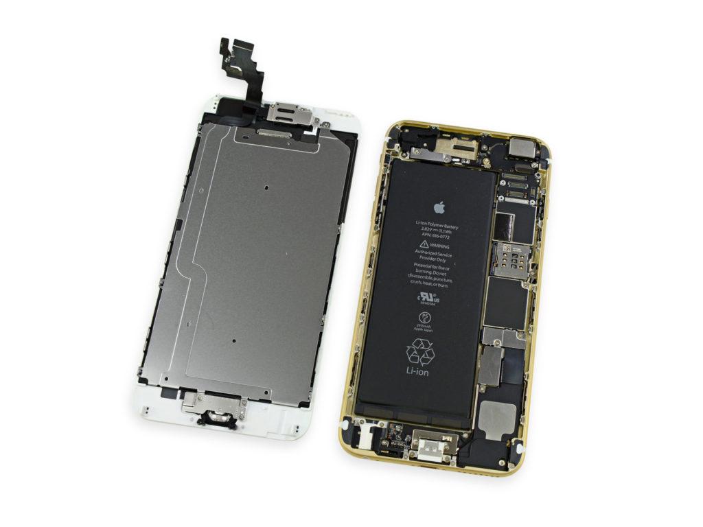 Замена экрана iPhone - фото 1 | Сервисный центр Total Apple
