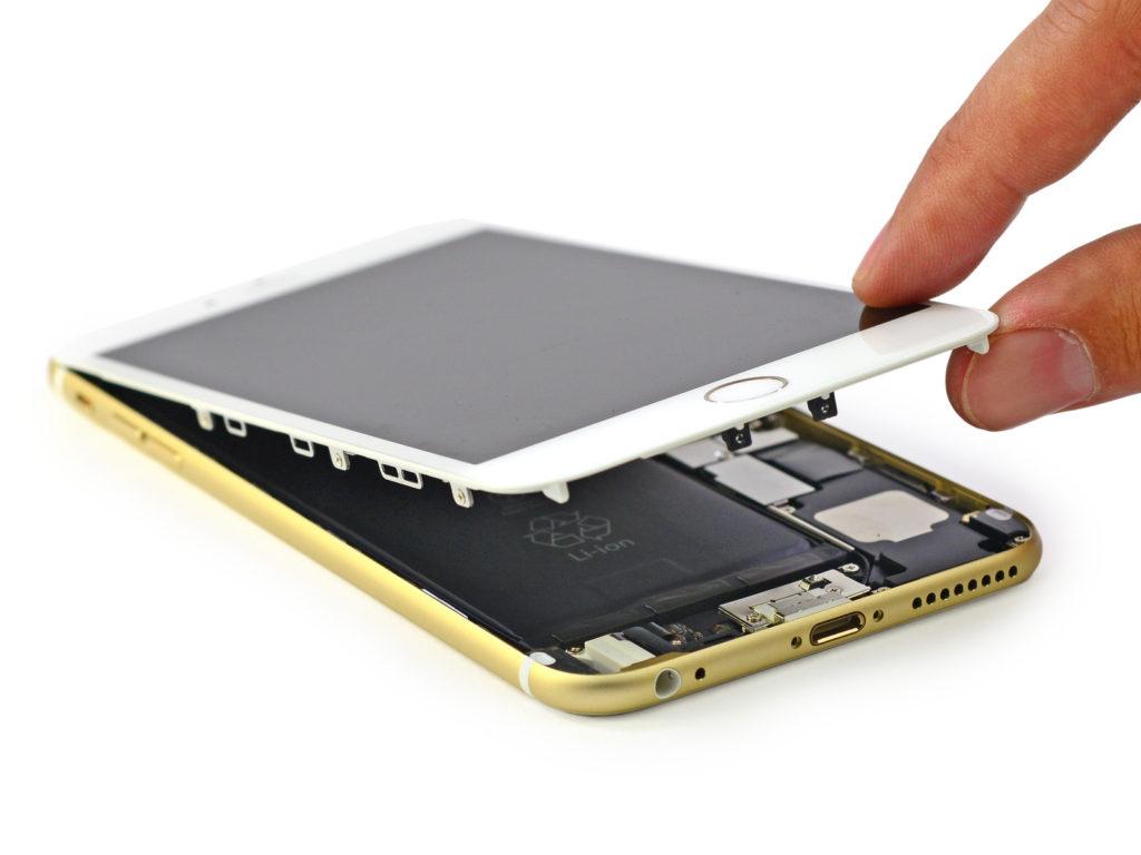 ремонт apple 6s plus