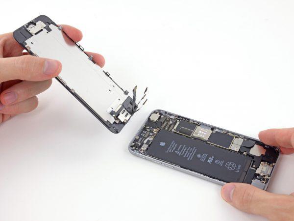 Замена экрана на iPhone 6 - фото 2 | Сервисный центр Total Apple