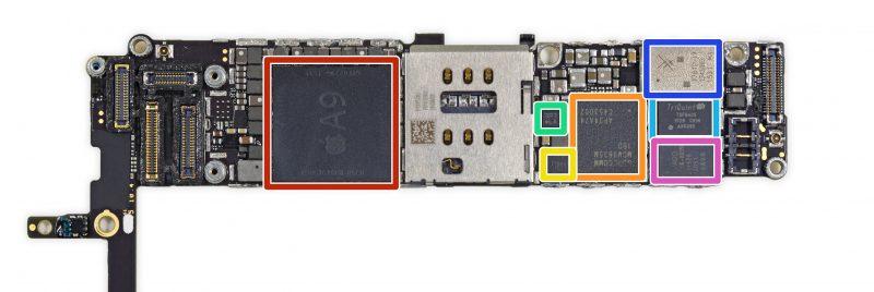 Из чего состоит Айфон - фото 3 | Сервисный центр Total Apple