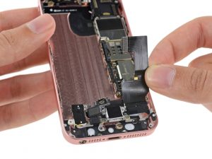 Ремонт iPhone SE - фото 3 | Сервисный центр Total Apple