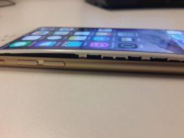 Вздулся аккумулятор iPhone - фото 2 | Сервисный центр Total Apple