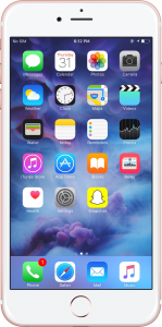 Чистка от пыли и грязи iPhone 6s Plus