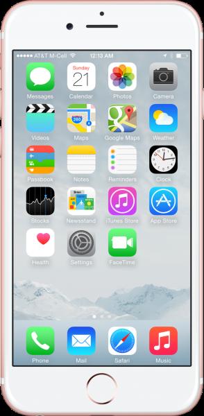 Замена уплотнительного скотча дисплея iPhone 6s