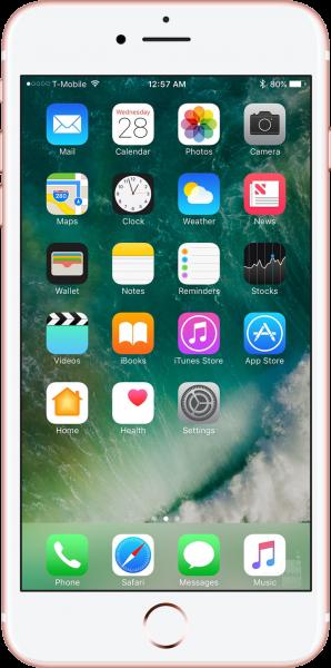 Замена кнопок громкости iPhone 7 Plus