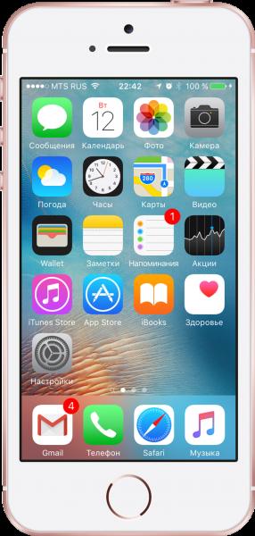 Замена антенны Bluetooth / Wi-Fi iPhone SE 1