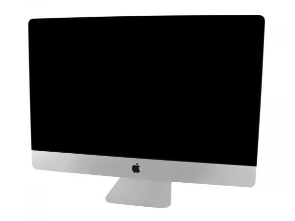 Замена шлейфа матрицы iMac 21,5
