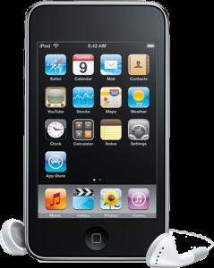 Замена дисплея (отдельно) iPod Touch 3G
