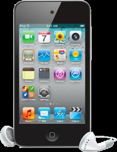 Замена кнопки Home iPod Touch 4G