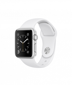 Замена переднего стекла (переклейка) Apple Watch Series 1 38mm (A1802)