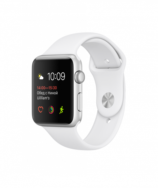 Замена микрофона Apple Watch Series 1 42mm (A1803)
