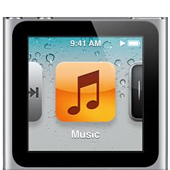 Замена кнопок громкости iPod Nano 6