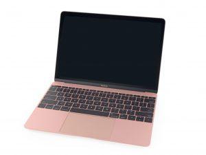 Замена материнской платы MacBook 12