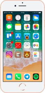 Замена верхнего динамика iPhone 8