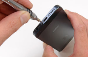 Основные этапы замены корпуса на iPhone 5s