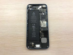Замена аккумулятора iPhone 5 – service-iPhone.ru