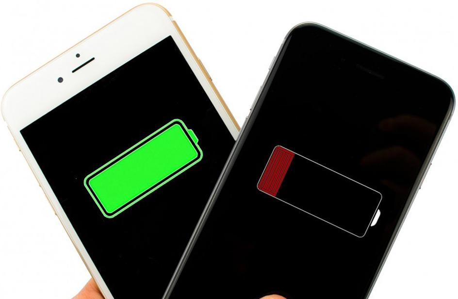 Неправильный процент заряда на iPhone - service-iphone.ru
