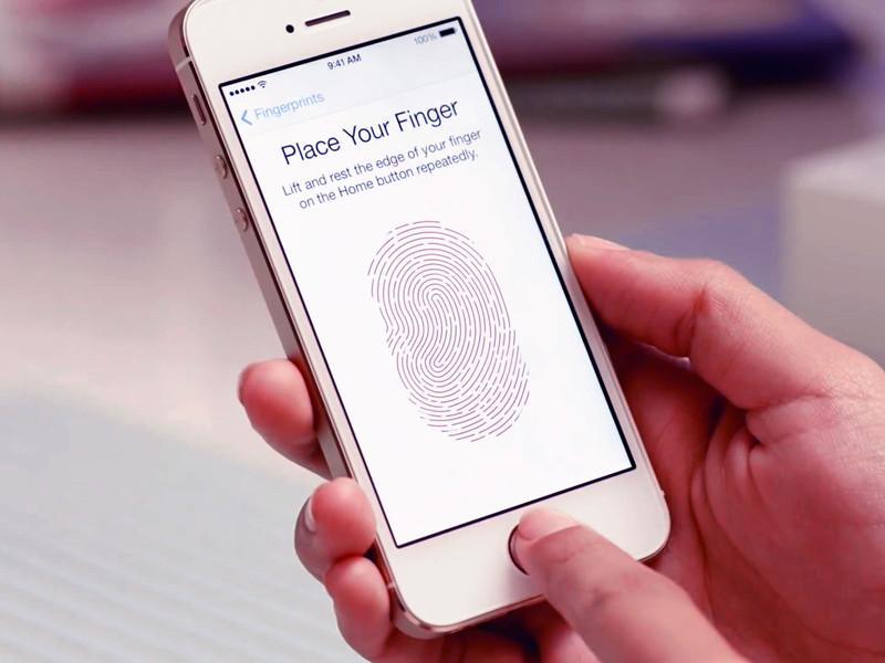 Ремонт Touch ID для iPhone - service-iphone.ru