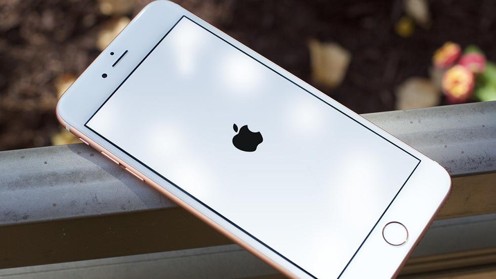 iPhone сам перезагружается - service-iphone.ru