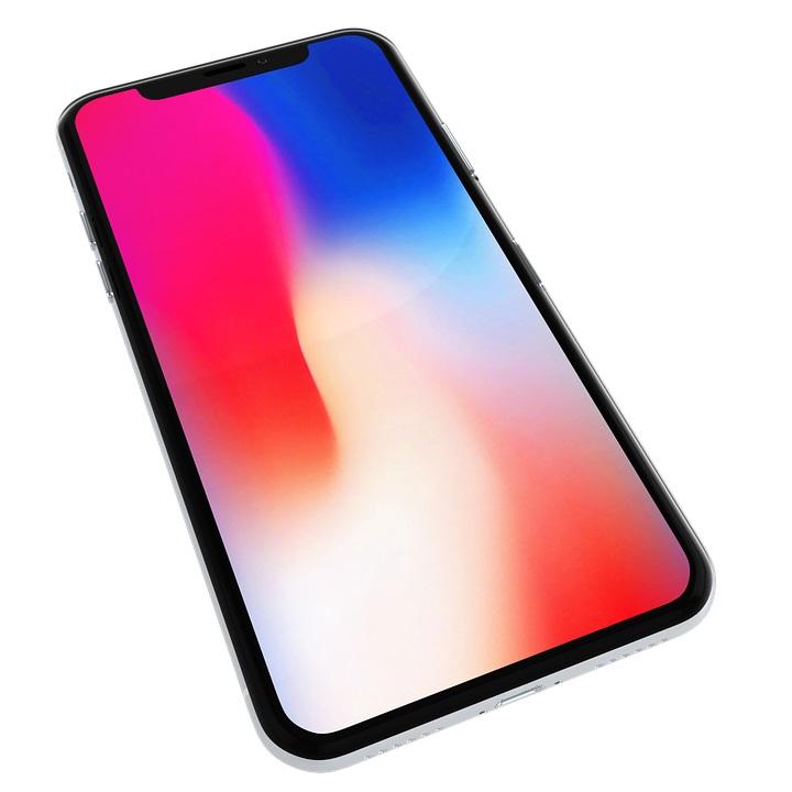 Полоса на экране iPhone