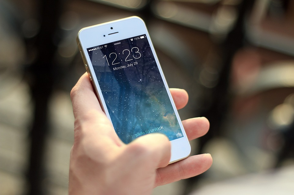 Разбит экран iPhone