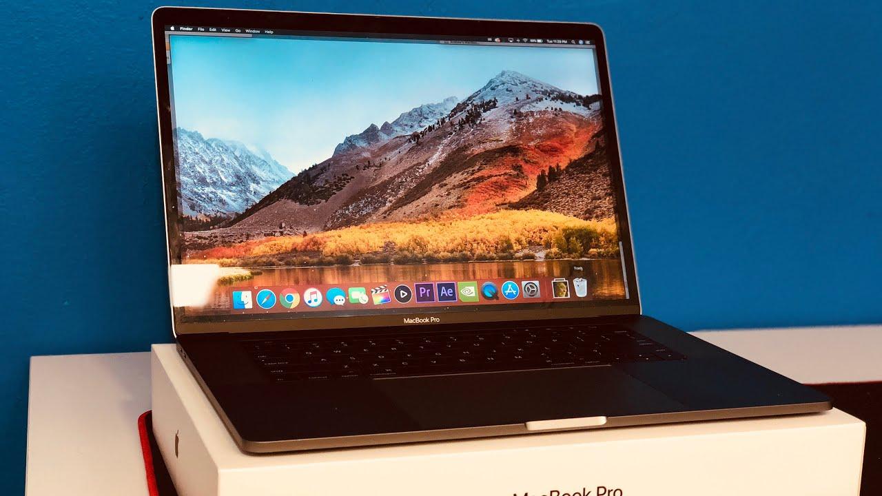 MacBook 2018 испытывает проблемы с производительностью. В чём может быть причина? - фото 1 | Сервисный центр Total Apple