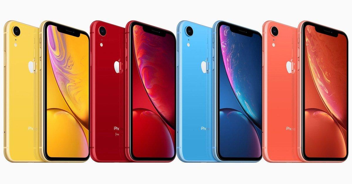 Новые iPhone XS, XS Max и XR: на что следует обратить внимание - фото 108 | Сервисный центр Total Apple