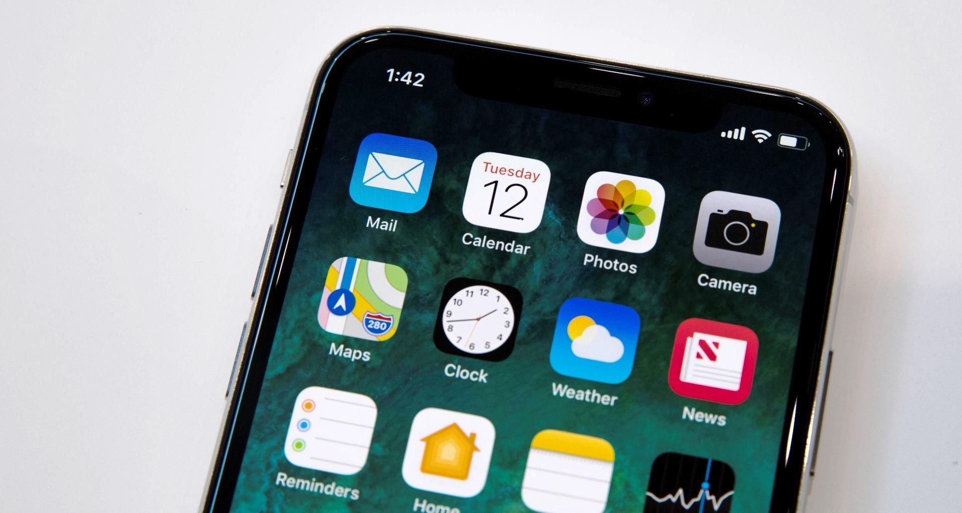 Почему OLED-экраны iPhone X выгорают и как с этим бороться - фото 106 | Сервисный центр Total Apple