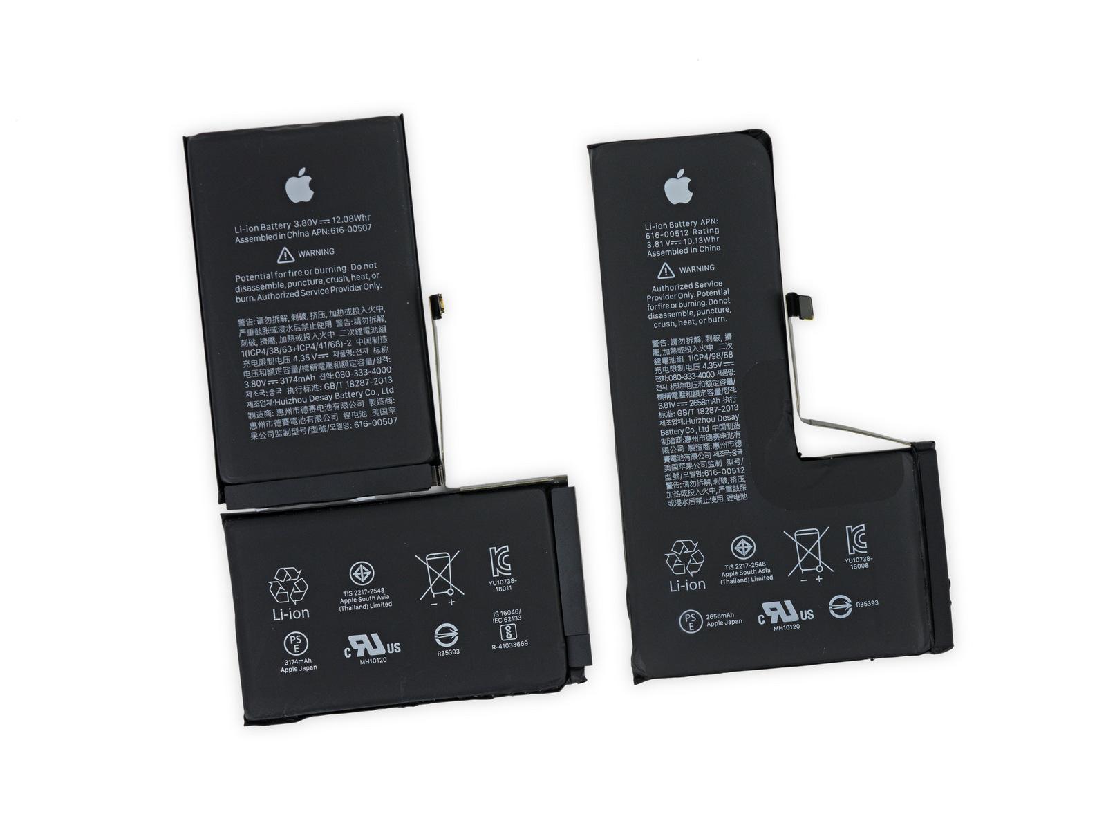Эксперты из iFixit разобрали iPhone XS и XS Max и испытали их влагозащиту необычным способом - фото 3 | Сервисный центр Total Apple
