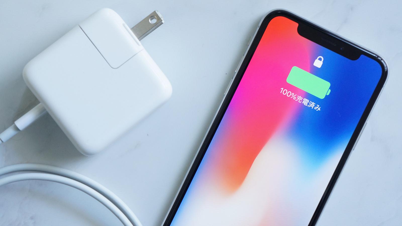 Apple iPhone отказывается заряжаться, если на нём установлена iOS 12 - фото 100 | Сервисный центр Total Apple