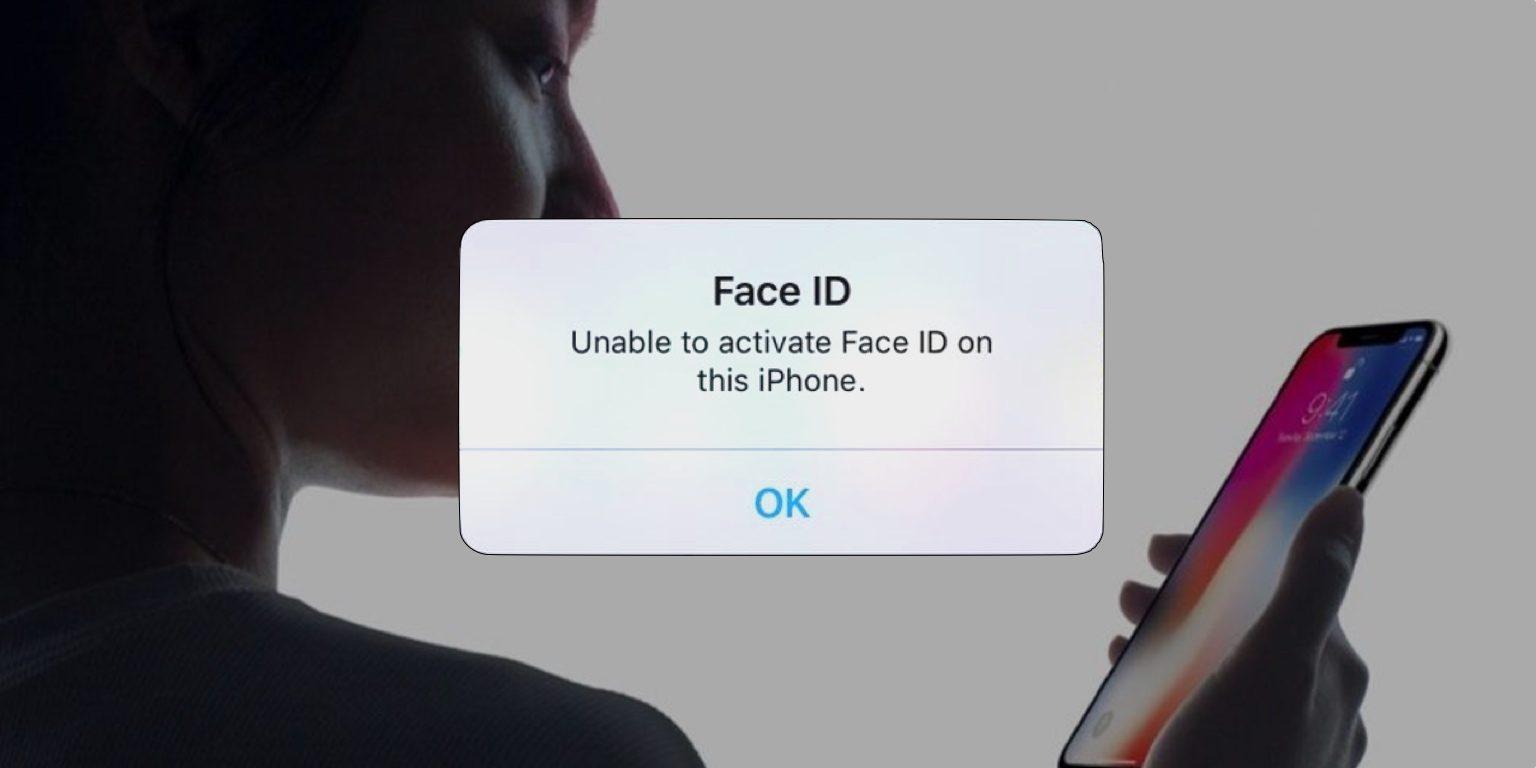 Почему на iPhone X выходит из строя система распознавания лиц Face ID - фото 2 | Сервисный центр Total Apple