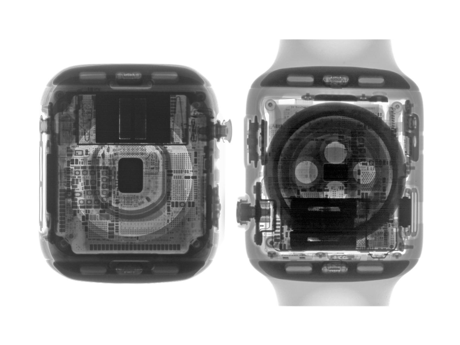 Что показала разборка Apple Watch Series 4 экспертами iFixit - фото 1 | Сервисный центр Total Apple