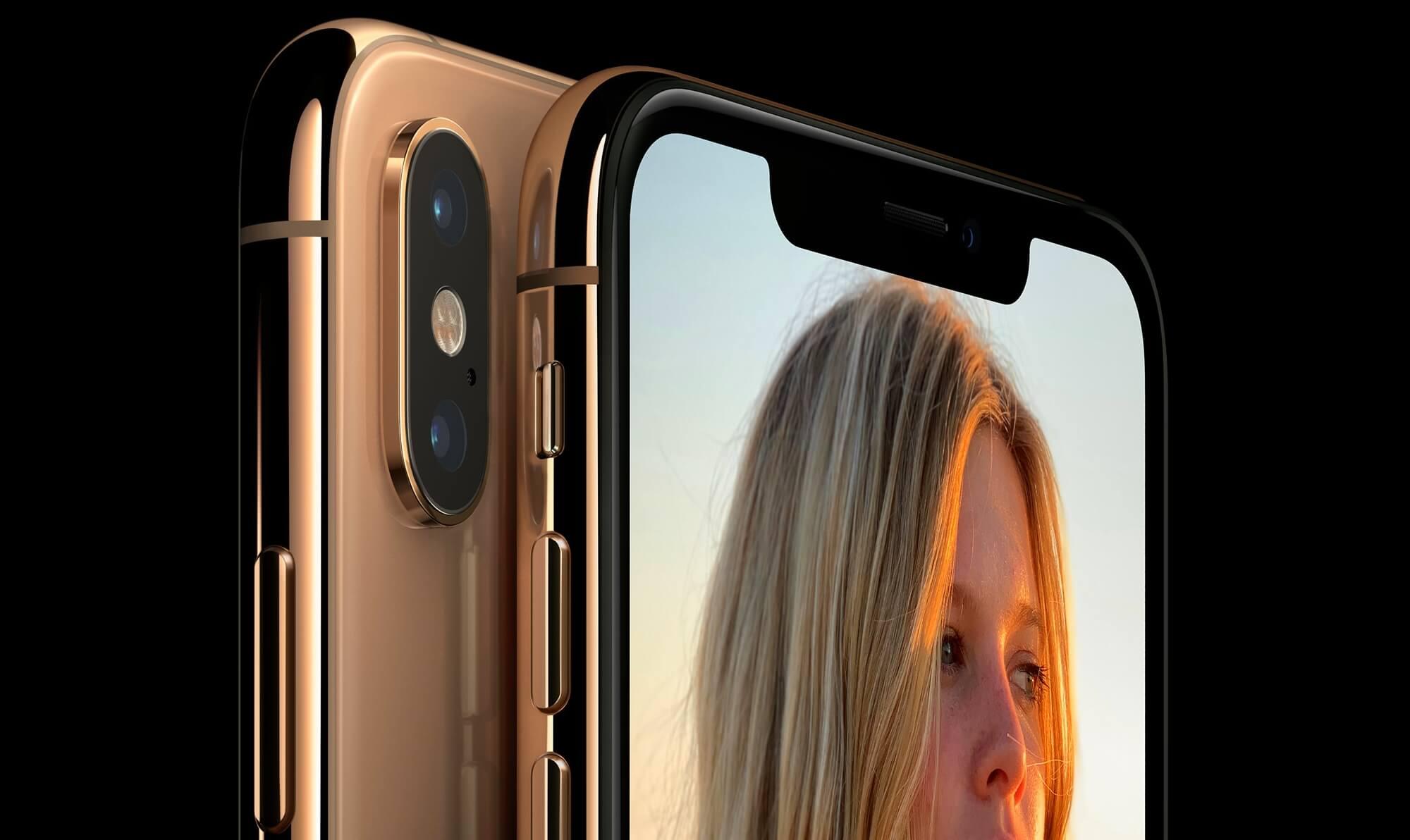 Верхний динамик iPhone XS и XS Max самопроизвольно отключается - фото 1 | Сервисный центр Total Apple
